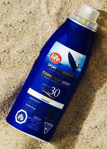 Life Sport Sunscreen SPF 30