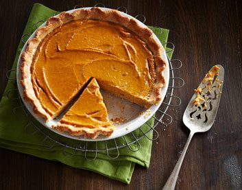 Lower-Fat Pumpkin Pie