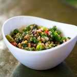 Meatless Monday: Roasted Vegetable Bowl with Black Beans