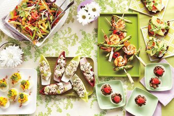 The Most Thoughtful Gift: A Healthy Mother's Day Brunch