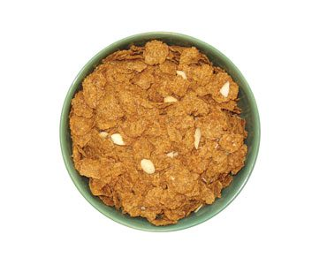 Multigrain Flakes with Almonds
