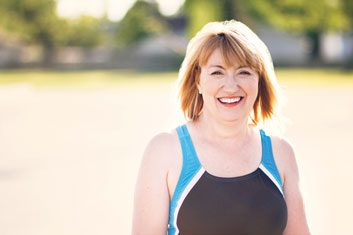 'I learned to swim for my 55th birthday'