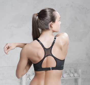 1. Nike Victory Adjust X sports bra