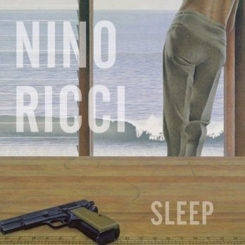 Book Club: Sleep by Nino Ricci