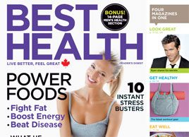 Best Health Magazine: November 2012