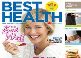 Best Health Magazine: October 2011