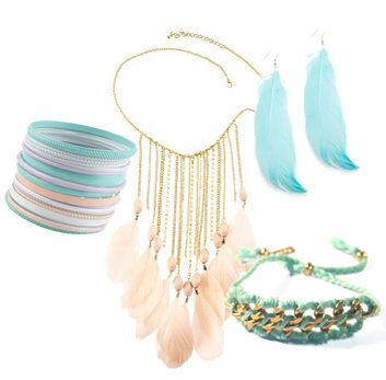Pastal Jewelry Casual