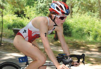 Q & A with Olympian Paula Findlay