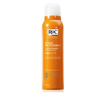 RoC sunscreen