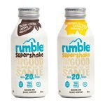 Rumble Supershake: The new protein smoothie