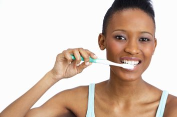 STOP and check your toothbrush