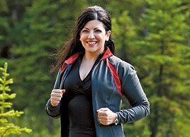 My healthy life: Sayeh Minoosepehr