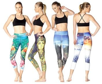Meet your new favourite yoga brands
