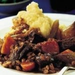 Slow-Braised Beef and Barley