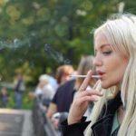 News: Even light smoking can cause sudden death in women