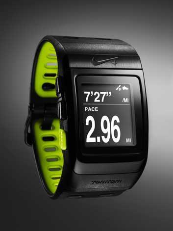 4. Nike+ SportWatch GPS