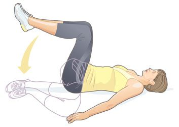 Spinal Trunk Rotation