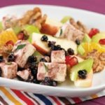 Superfood Salad with Blueberries