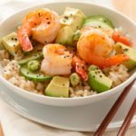 Sushi Roll Rice Salad