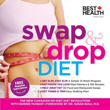 The Best Health Swap & Drop Diet