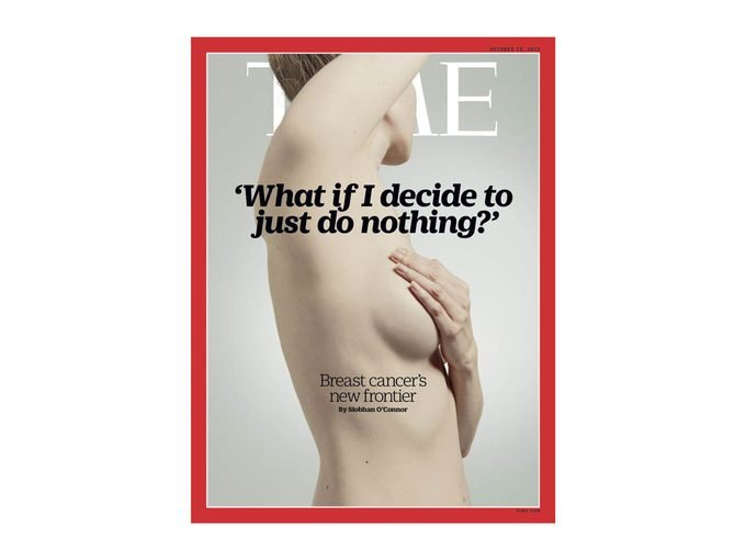 Breast Cancer: What If You Did Nothing