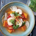Thai 'Tom Yum' Prawn Soup