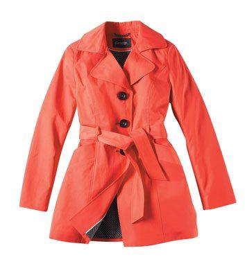 George Trench Coat