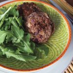 Black Bean & Quinoa Vegan Burgers