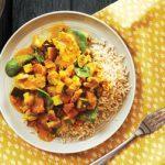 Vegetable-Pork-Coconut-Curry
