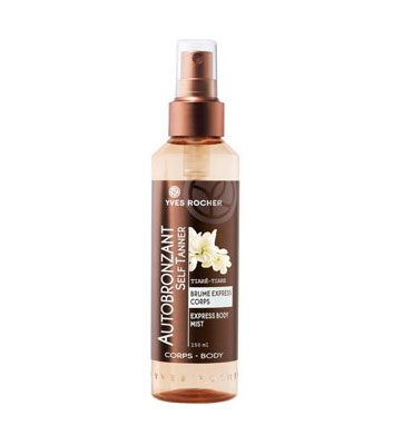 5. Yves Rocher Express Body Mist