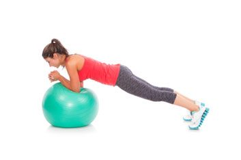 core stability ball