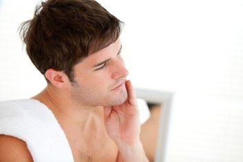aftershave man men skincare