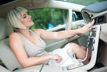 air conditioning car cool down car