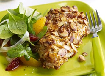 almond crusted chicken lg
