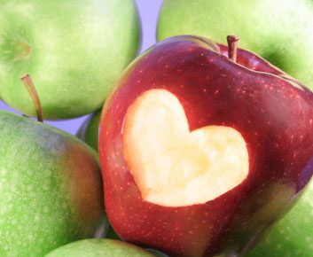 apple heart health