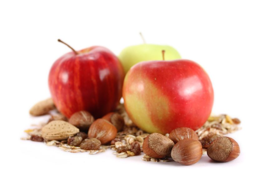 The rules of healthy snacking
