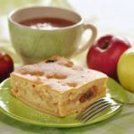 Apple & Raisin Squares