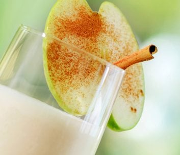 Apple-Cinnamon Smoothie