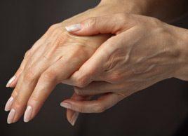 Natural home remedies: arthritis