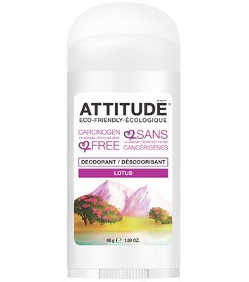 attitude deoderant