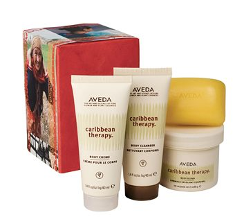 Aveda Caribbean Rejuvenation gift set