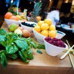 Recipe: Basil and grape rum cocktail