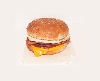 bacon egger