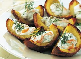 Fresh dill potato recipes