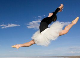 How to get a ballet dancer's body