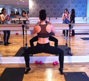 Fitness: Work out like a ballet dancer at Toronto's Barre Beautiful