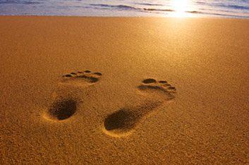 barefootinsand