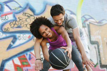 basketball fitness sport