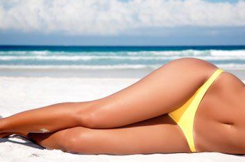 beach legs