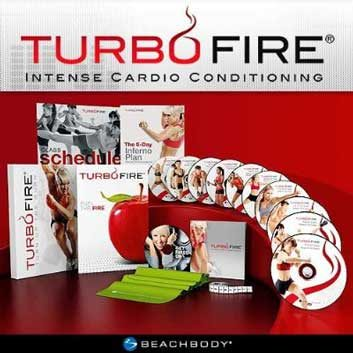 TurboFire Intense Cardio Conditioning with Chalene Johnson